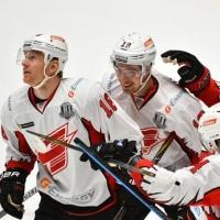 Соперником «Авангарда» в плей-офф КХЛ стал «Салават Юлаев»