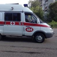 В Омской области автобус с пассажирами вылетел в кювет