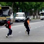 В Омске двое детей попали под колеса иномарки