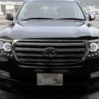 В Омской области продолжают пропадать внедорожники Toyota