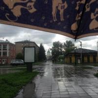 В Омске ожидаются дождливые выходные