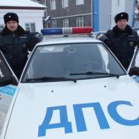Омские полицейские оперативно вернули заблудившегося мальчика домой