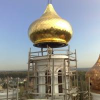 Виктор Шрейдер станет курировать строительство храма