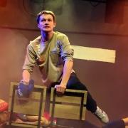 Актер из Омска стал лауреатом международного конкурса чтецов