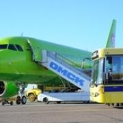 Омский аэропорт признали лучшим в СНГ