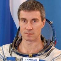Российский космонавт побывал в будущем