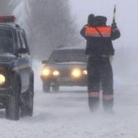 Из-за морозов вновь перекрыли границу с Казахстаном