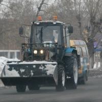 В Омске вывезли рекордный для зимы объем снега за сутки