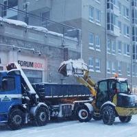 Городские службы принимают обращения омичей в связи со снегопадом