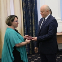20 жителей  Омского региона получили Почетные звания Российской Федерации