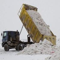 Мэр Омска поставил задачу вывезти снег до 20 марта с мест возможного подтопления