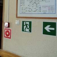 В Омске закрыли «Куб» из-за грубых нарушений пожарной безопасности