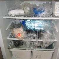 """19-летняя омичка хранила 5 килограмм """"синтетики"""" в холодильнике"""