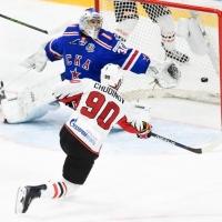 Чудинов: Игру «Авангарда» в матче со СКА сломали удаления