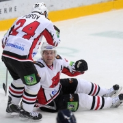 """Девять хоккеистов омского """"Авангарда"""" вошли в список самых богатых игроков лиги"""