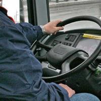 В Омской области водитель автобуса два месяца работал  без прав