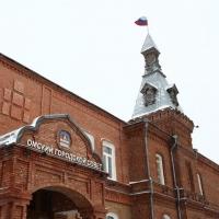 Мэрия Омска:  каток на улице Бархатовой сдадут уже скоро