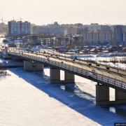 Омская ГИБДД назвала метромост самой опасной трассой города