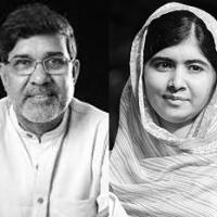 Нобелевскую премию мира поделили пакистанская школьница и индийский правозащитник
