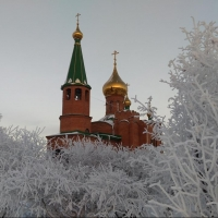 Под конец недели в Омскую область придут запоздалые крещенские морозы