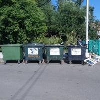 В Омской области не смогли произвести замеры мусора