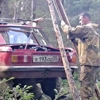 Омский «Запорожец» покорил  перевал Дятлова