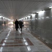 В центре Омска закроют подземный переход