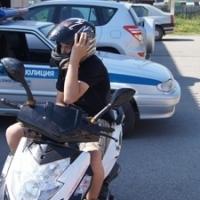 46-летний омич без прав сбил подростка на мокике