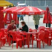 Бизнесмены поделили участки под летние кафе в городских парках