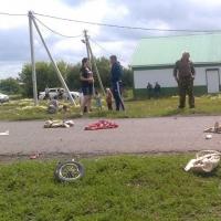 Водителю, сбившему насмерть женщину с 2-месячным ребенком под Омском, предъявлено обвинение