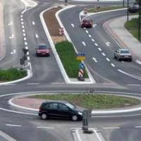 В Омске перекресток Исилькульский тракт – улица 22 Декабря станет круговым