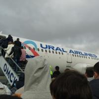 Рейс до Москвы из Омска задержали на несколько часов