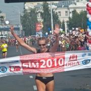 Омская легкоатлетка стала пятой на Дублинском марафоне