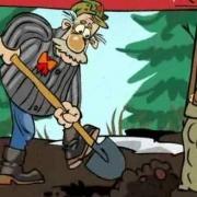 Омич нашел на даче противотанковую гранату