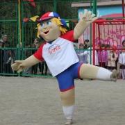 Новая спортплощадка открылась в Советском округе