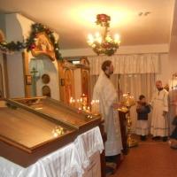 В Омске храм священномученника Сильвестра просит помощи в погашении долга за тепло