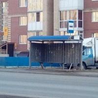 Жители мкр Рябиновка в Омске не спешат пользоваться автобусами