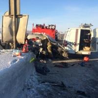 Глава омского УГИБДД назвал вероятные причины аварии на трассе Омск – Тюмень