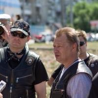 Омский байкер отправится в мотопробег до Севастополя и обратно