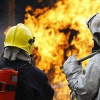 В Омске при пожаре сгорел 40-летний мужчина