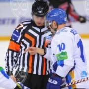 """""""Авангард"""" выиграл у """"Барыса"""" в овертайме"""