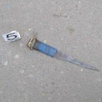 Омский охранник четыре раза выстрелил в бомжа с ножом