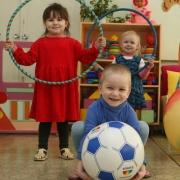 До 2016 года в Омской области обещают открыть 9 новых детских садов