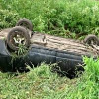 В Омской области после ДТП погиб пассажир