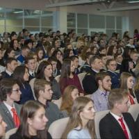 Бурков и Варнавский пожелали омской молодежи прожить студенчество с пользой