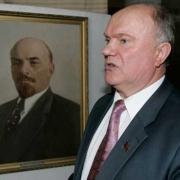 Геннадия Зюганова попросили помочь в дороге