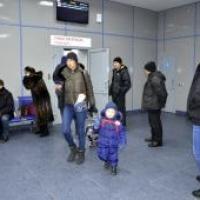 В аэропорту Омска открыли новый зал ожидания