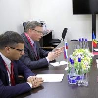 Омская область готова поставить в Молдову оборудование для производства макарон