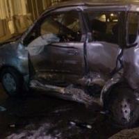 Протаранившего три машины водителя Lexus не накажут