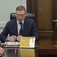 Омские садоводы попросили Буркова построить дорогу до дачи